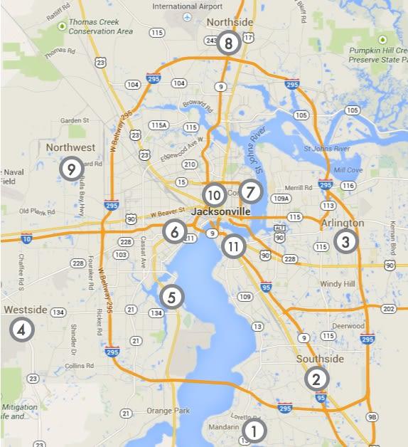 Cheap Car Insurance Rates In Jacksonville, FL