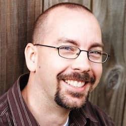 Michael Paladino headshot