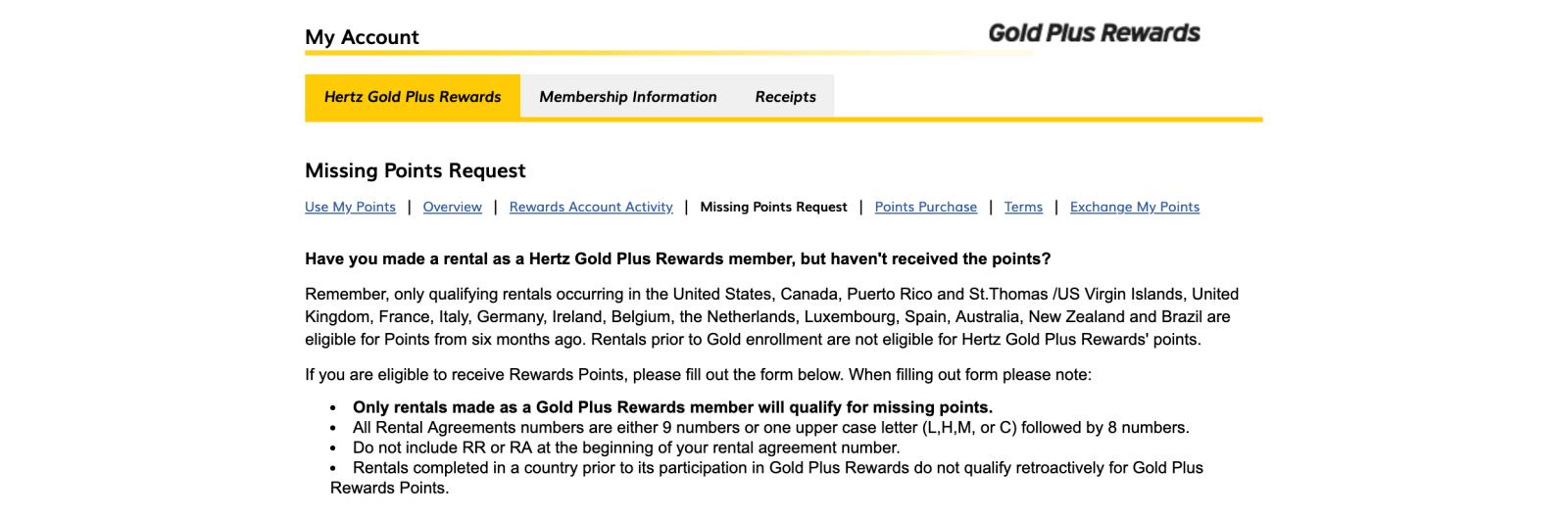 Hertz Gold Plus Rewards Program: Everything You Need to Know