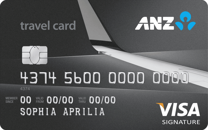 Anz travel visa signature card is it right for you credit card anz travel visa signature card is it right for you reheart Images