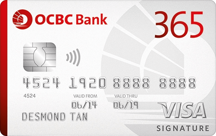 Ocbc 365 Card For Everyday Use Credit Card Review