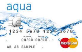 Aqua Rewards Credit Card