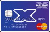 Halifax Clarity Mastercard