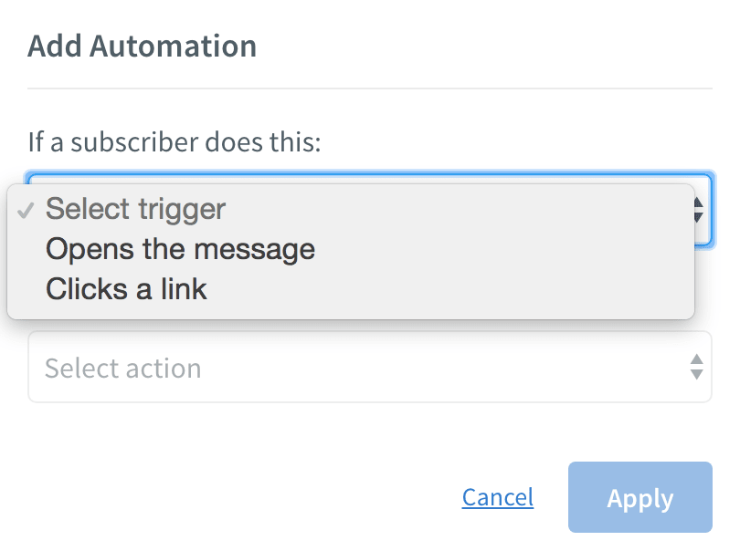 AWeber Review Email TriggerAutomation