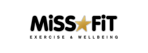 Miss Fit Exercise and Wellbeing Logo