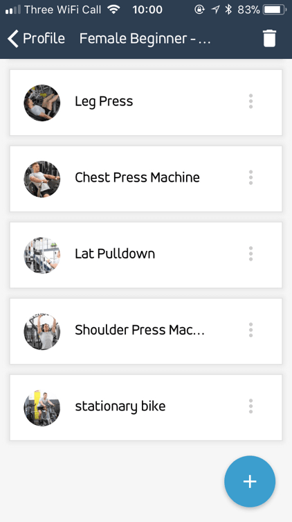 My PT Hub review mobile exercises