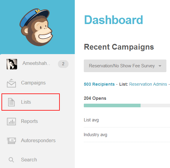 Wodify email marketing with MailChimp