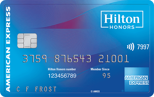 Hilton Honors American Express Card | Credit Card Review