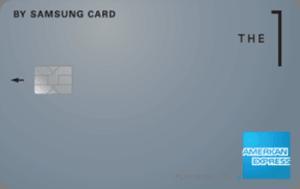 삼성카드 THE 1 Image