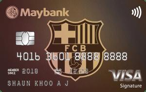 Maybank FC Barcelona Image