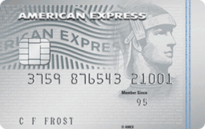 Platinum Cashback Credit Card by American Express Image