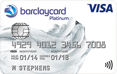 Barclaycard Platinum Travel Card Image