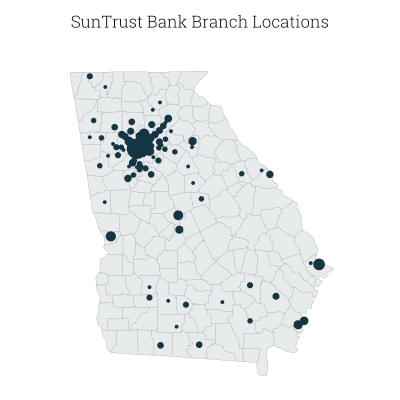 The Best Banks in Georgia - ValuePenguin Suntrust Locations Ga Map on suntrust routing number, suntrust sign on, suntrust careers, suntrust locations near texas, suntrust bank map, suntrust atm machines, suntrust park, suntrust bank ohio, suntrust bank logo, suntrust safeway locations, suntrust login, suntrust wallpaper, suntrust online, suntrust branch locations, bb&t footprint map, suntrust company, suntrust bank locations, suntrust branch map, suntrust footprint map, suntrust personal banking,