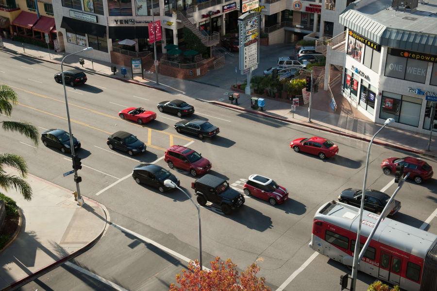 West LA Traffic