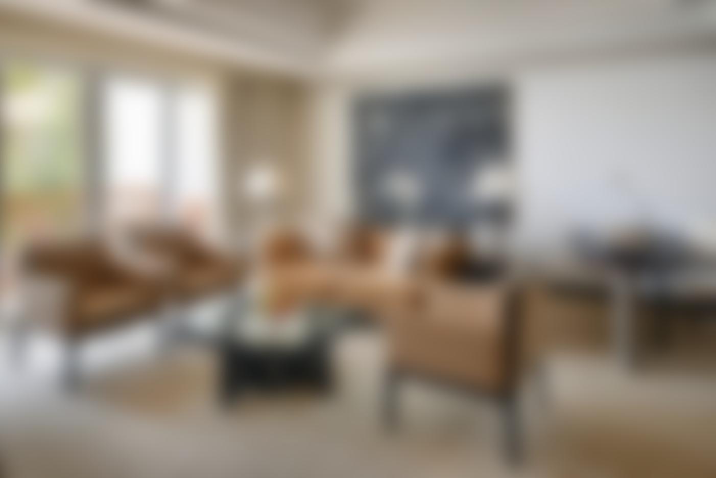 A suite at the Park Hyatt in Dubai (image credit: Hyatt)