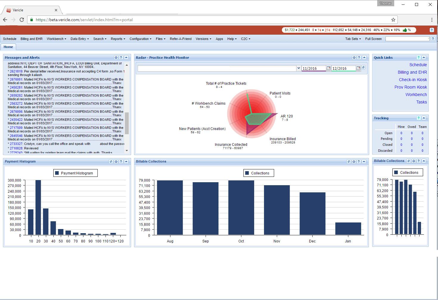 BestPT Reporting Dashboard