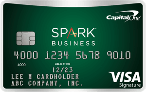 Capital One® Spark® Cash for Business - best cash back credit cards