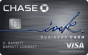 Ink Business Cash℠ Credit Card - best cash back credit cards