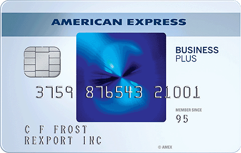 Best small business credit cards 2018 expert picks valuepenguin the blue business plus credit card from american express colourmoves