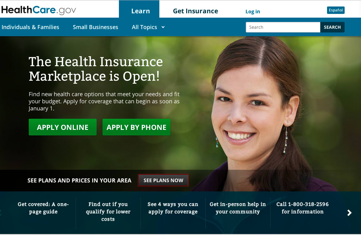 Obamacare Quotes Browsing Plans On Healthcare.gov Can Be Incredibly Misleading