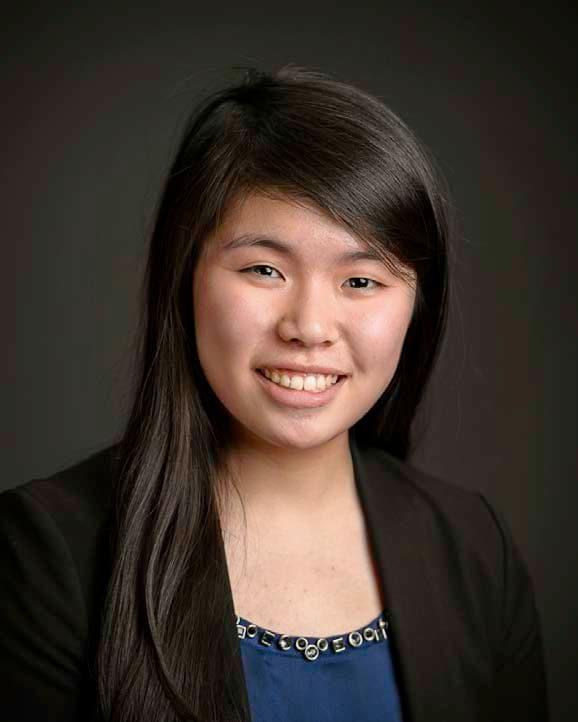 Jeanette Ding Villanova MIS student