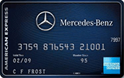 Image of Mercedes-Benz Credit Card