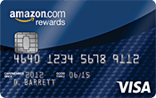 Amazon.com Rewards Visa Card Image