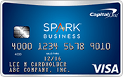 Capital One® Spark® Miles for Business Image