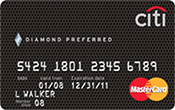 Citi® Diamond Preferred® Credit Card Image