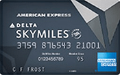 Delta Reserve® Credit Card from American Express Image