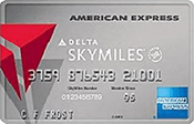 Image of Platinum Delta Skymiles® Credit Card