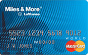 Image of Miles & More® World MasterCard®