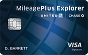 Image of United MileagePlus® Explorer Card