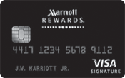 Marriott Rewards® Premier Credit Card Image