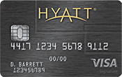 Image of Hyatt Credit Card