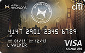 Image of Citi® Hilton HHonors™ Visa Signature Card