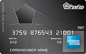 Image of PenFed Premium Travel Rewards American Express Card