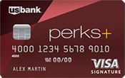 Image of U.S. Bank Perks+ Visa Signature® Card