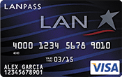 Image of LANPASS Visa Card