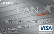 Image of LANPASS Visa Signature Card