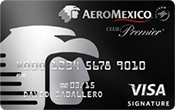 Image of AeroMexico Visa Signature Card