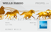 Image of Wells Fargo Propel 365 American Express® Card