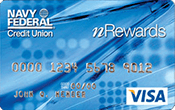 Navy Federal nRewards Secured Credit Card Image