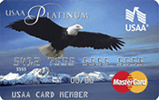 Image of USAA Secured Credit Card MasterCard