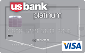 US Bank Visa® Platinum Card Image