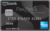 Image of US Bank FlexPerks® Travel Rewards American Express Card