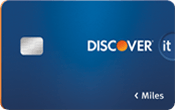 Image of Discover it® Miles - Unlimited 1.5x Rewards Card
