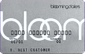 Bloomingdale's Credit Card Image