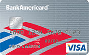 Image of BankAmericard® Credit Card for Students