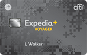 Image of Expedia®+ Voyager Card from Citi